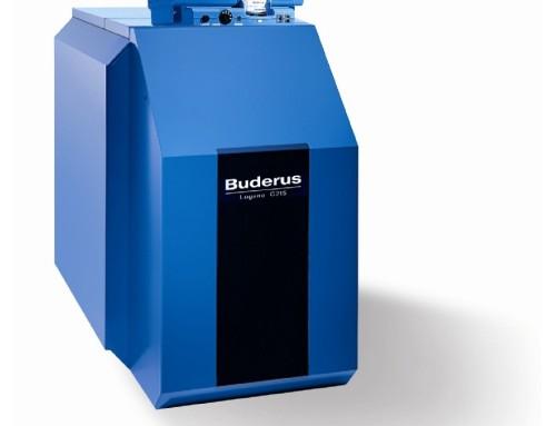Λέβητες πετρελαίου/αερίου Buderus Logano G215 BE (Unit)